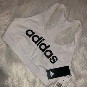 Adidas Workout Bra (White)